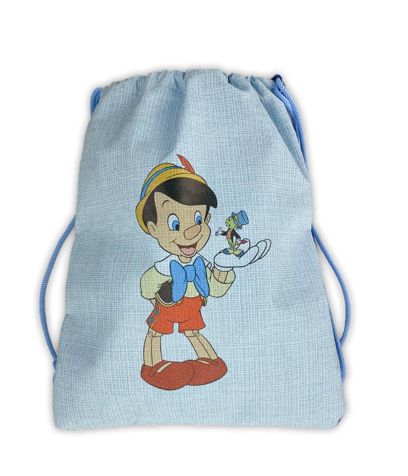Sacca asilo Pinocchio